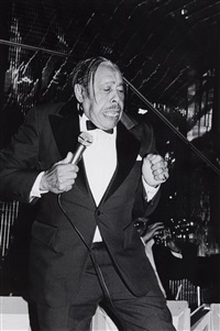 cab calloway by roxanne lowit