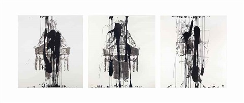 untitled (in 3 parts) by monica bonvicini