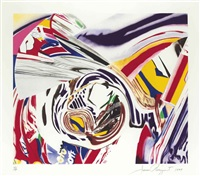 after berlin v by james rosenquist