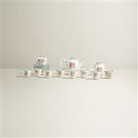 tea set by gio ponti