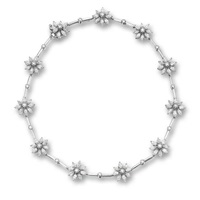 daisy necklace by asprey & garrard