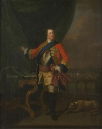 william, duke of cumberland by david morier