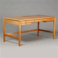desk, model 141 by rigmor andersen