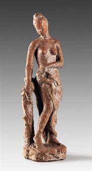 figura femminile by adriano alloati
