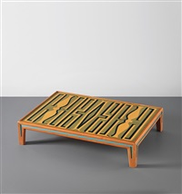 serving tray by gio ponti