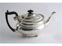 tea pot by nathan & hayes
