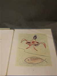 festin (bk by p. hebey w/12 works by max ernst