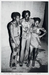 surprise party by malick sidibé