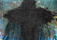 ohne titel (kreuz) by arnulf rainer