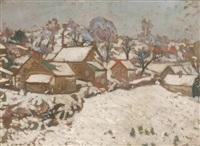 effet de neige by louis charlot