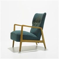 untitled (model for lounge chair) by folke ohlsson