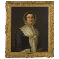 mrs. pontius stelle by john wollaston