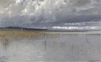 herrenchiemsee by eduard fischer