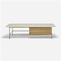 coffee table from the irwin collection by paul mccobb