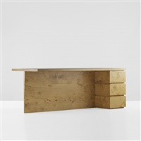 custom desk by john pawson
