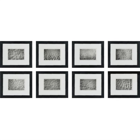 untitled sandportfolio of 8 works by felix gonzález torres