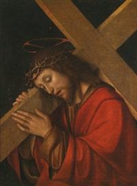 der kreuztragende christus - cristo portacroce by gian-francesco de maineri