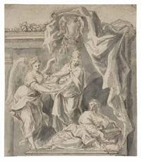 allegoria di benedetto xiii by sebastiano conca