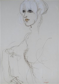 portraits of a lady by jo brocklehurst