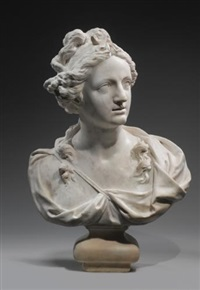 bust of diana by giusto le court