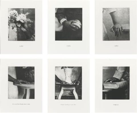 details portfolio w21 works by lorna simpson