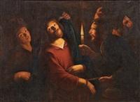 la cattura di cristo by trophîme (theophisme) bigot the elder