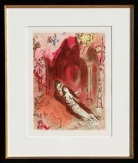 granada by marc chagall