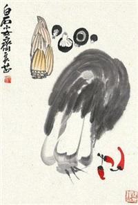 时蔬佳肴 by qi liangzhi