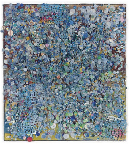 untitled no98 by howardena pindell