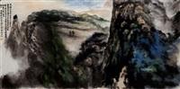 summit of mount e'mei by xiao jianchu