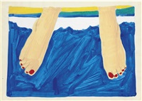 feet by tom wesselmann
