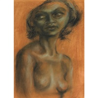 negress by john graham coughtry