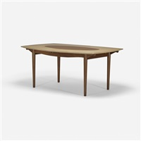 dining table, model 560 by finn juhl