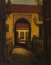 gate in s hertogenbosch by henri van daalhoff