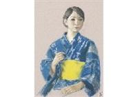 yukata by seigo takatsuka