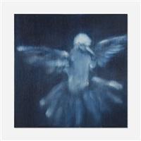 untitled (bird) by ross bleckner