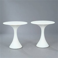 two kissi kissi tables by miki astori