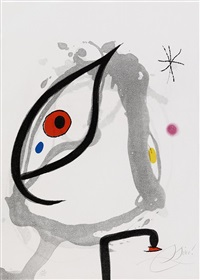 from: passage de l'égyptienne by joan miró