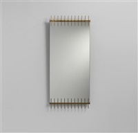rare mirror by ettore sottsass
