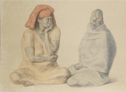 artwork by francisco zúñiga