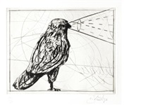 horus by william kentridge