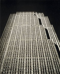 rockefeller center by alexander alland