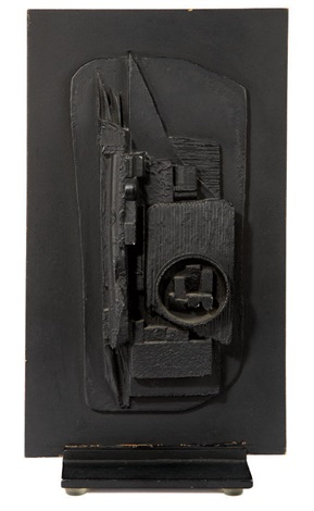 sky passage by louise nevelson