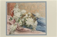 still life with flowers by agnes dean abbatt