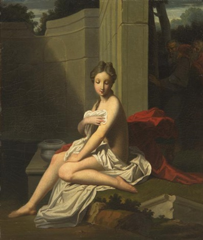 bathing women by jean auguste dominique ingres