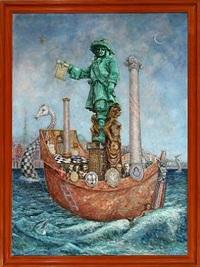 hafnias ark by jeppe eisner