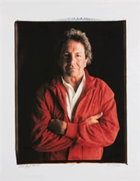 robert rauschenberg by timothy greenfield-sanders