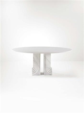 Tavolo Samo in marmo von Carlo Scarpa auf artnet