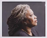 toni morrison by timothy greenfield-sanders