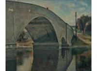 mierola bridge by väinö kamppuri